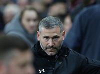 Football - 2018 / 2019 Premier League - Tottenham Hotspur vs. Southampton <br /> <br /> Kelvin Davies (Caretaker Manager of Southampton FC) at Wembley Stadium.<br /> <br /> COLORSPORT/DANIEL BEARHAM