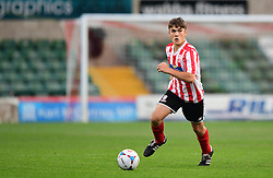 Lincoln City's Keilen Gretton<br /> <br /> Lincoln City under 18s Vs Leicester City under 18s at Sincil Bank, Lincoln.<br /> <br /> Picture: Chris Vaughan/Chris Vaughan Photography<br /> <br /> Date: July 28, 2016