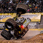 Ace 2017 Year In Review - Monster Jam El Paso, Sun Bowl Stadium, March 4, 2017