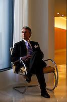Sanford Criner, Executive Vice President at CBRE, Jan. 13, 2014 in Houston.