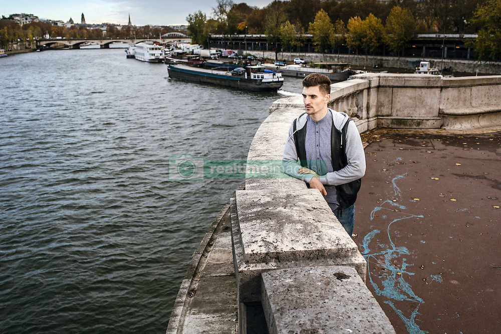 December 9, 2016 - Paris, France - PARIS, FRANCE - NOVEMBER 18 : Meunier Thomas, player of Paris Saint Germain poses on November 18, 2016 in Paris, France, 18/11/2016 (Credit Image: © Panoramic via ZUMA Press)