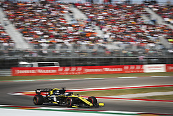 November 3, 2019, Austin, United States of America: Motorsports: FIA Formula One World Championship 2019, Grand Prix of United States, ..#3 Daniel Ricciardo (AUS, Renault F1 Team) (Credit Image: © Hoch Zwei via ZUMA Wire)