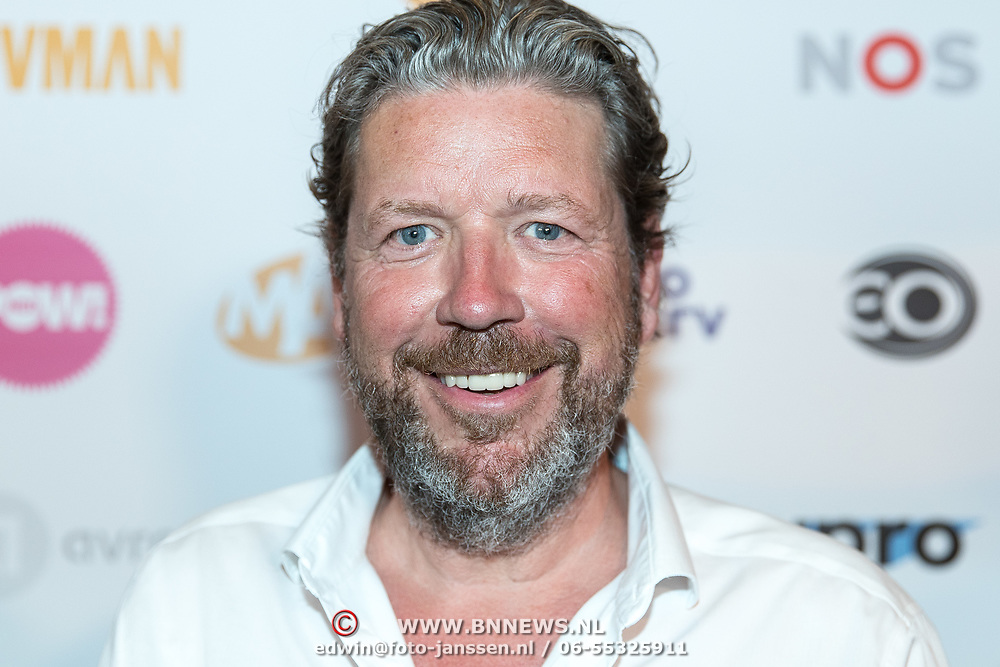 NLD/Hilversum//20170828 - NPO Seizoensopening 2017/2018, Henk Jan Smits