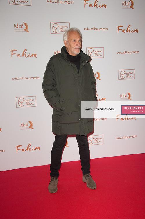Didier Flamand Avant première du film Fahim dimanche 29 Septembre 2019  cinéma Le grand Rex Paris