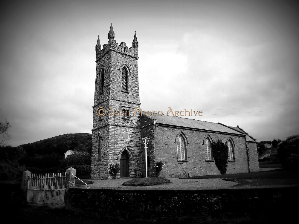 St Muraís Parish Church, Fahan, Donegal, 1820