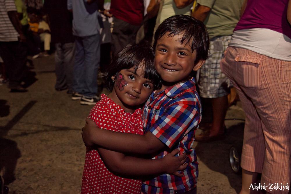 Opening of St. John Carnival Village 2012.  © Aisha-Zakiya Boyd© Aisha-Zakiya Boyd