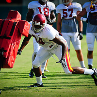 USC Football Fall Camp 08.10.2014