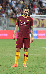 July 20, 2018 - Frosinone, Lazio, Italy - Davide Santon during the Pre-Season Friendly match between AS Roma and Avellino at Stadio Benito Stirpe on July 20, 2018 in Frosinone, Italy. (Credit Image: © Silvia Lore/NurPhoto via ZUMA Press)