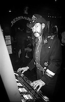 Lemmy on the fruit machine