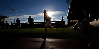 Football - 2016/2017 Premier League - Burnley vs Manchester City <br /> <br /> Burnley players take to the pitch during the match at Turf Moor <br /> <br /> COLORSPORT/LYNNE CAMERON