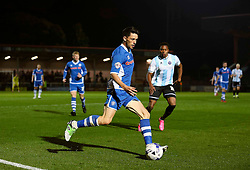 Ian Henderson of Rochdale - Mandatory byline: Matt McNulty/JMP - 07966386802 - 29/09/2015 - FOOTBALL - Spotland Stadium -Rochdale,England - Rochdale v Shrewsbury - SkyBet League One