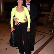Modeshow Sheila de Vries 2004, Ans Markus en man Wybe Tuinman