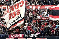 tifosi Milan supporters<br /> Milano 09-04-2017, Stadio Giuseppe Meazza, Football Calcio 2016/2017 Serie A, Milan - Palermo, Foto Image Sport/Insidefoto