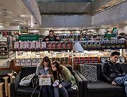 Helsinki, Akateeminen book store .