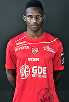 Opa NGUETTE - 06.10.2015 - Photo officielle Valenciennes - Ligue 2<br /> Photo : Francois Lo Presti / Icon Sport