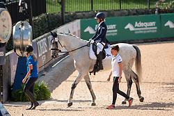 Kivimäki Jaana, FIN, Legolas<br /> World Equestrian Games - Tryon 2018<br /> © Hippo Foto - Sharon Vandeput<br /> 22/09/2018