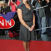 NLD/Amsterdam/20080901 - Premiere film Bikkel over het leven van Bart de Graaff, Evelien de Bruijn