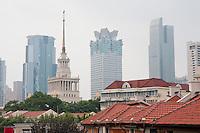 Shanghai International Exhibition Center, Shanghai China