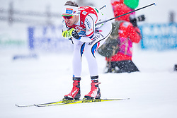 17.12.2017, Nordische Arena, Ramsau, AUT, FIS Weltcup Nordische Kombination, Langlauf, im Bild Joergen Graabak (NOR) // Joergen Graabak of Norway during Cross Country Competition of FIS Nordic Combined World Cup, at the Nordic Arena in Ramsau, Austria on 2017/12/17. EXPA Pictures © 2017, PhotoCredit: EXPA/ Dominik Angerer