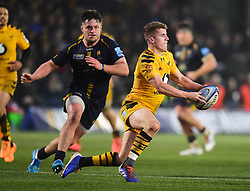 Billy Searle of Wasps - Mandatory by-line: Alex James/JMP - 25/01/2020 - RUGBY - Sixways Stadium - Worcester, England - Worcester Warriors v Wasps - Gallagher Premiership Rugby