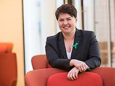 Ruth Davidson launches mental health policy | Edinburgh | 12 December 2016