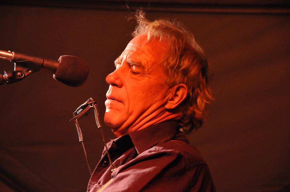 John Coinman in concert at the 2011 Tucson Folk Festival in Downtown Tucson, Arizona. Event photography by Martha Retallick.