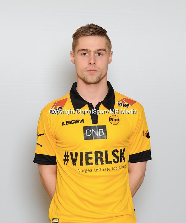 Fotball , Eliteserien , Tippeligaen  2015 , portrett , portretter<br /> Lillestr&oslash;m<br /> Arni Vilhjalmsson
