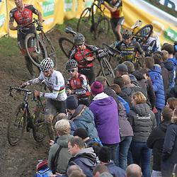 03-11-2019: Cycling: Superprestige Veldrijden: Ruddervoorde <br />Mathieu van der Poel