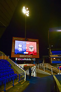 St Andrews Stadium during the EFL Sky Bet Championship match between Birmingham City and Brentford at St Andrews, Birmingham, England on 1 November 2017. Photo by Dennis Goodwin.