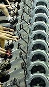 Birmingham, GREAT BRITAIN, General Views [GV's] at the British Indoor Rowing Championships, [BIRC]. [Ergo Championships] National Indoor Arena. West Midlands 18/11/2007 [Mandatory Credit Peter Spurrier/Intersport Images]. .....