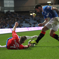 Rangers v Cowdenbeath | Scottish Championship | 6 December 2014