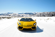 February 2016, Aspen Snowmass, Colorado: Lamborghini Winter Accademia