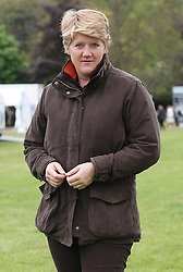 Clare Balding at the Royal Windsor Horse Show, Friday, May 10th 2013.  Photo by: Stephen Lock / i-Images