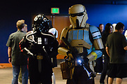 Seattle Mariners Star Wars Night. May 4, 2017.