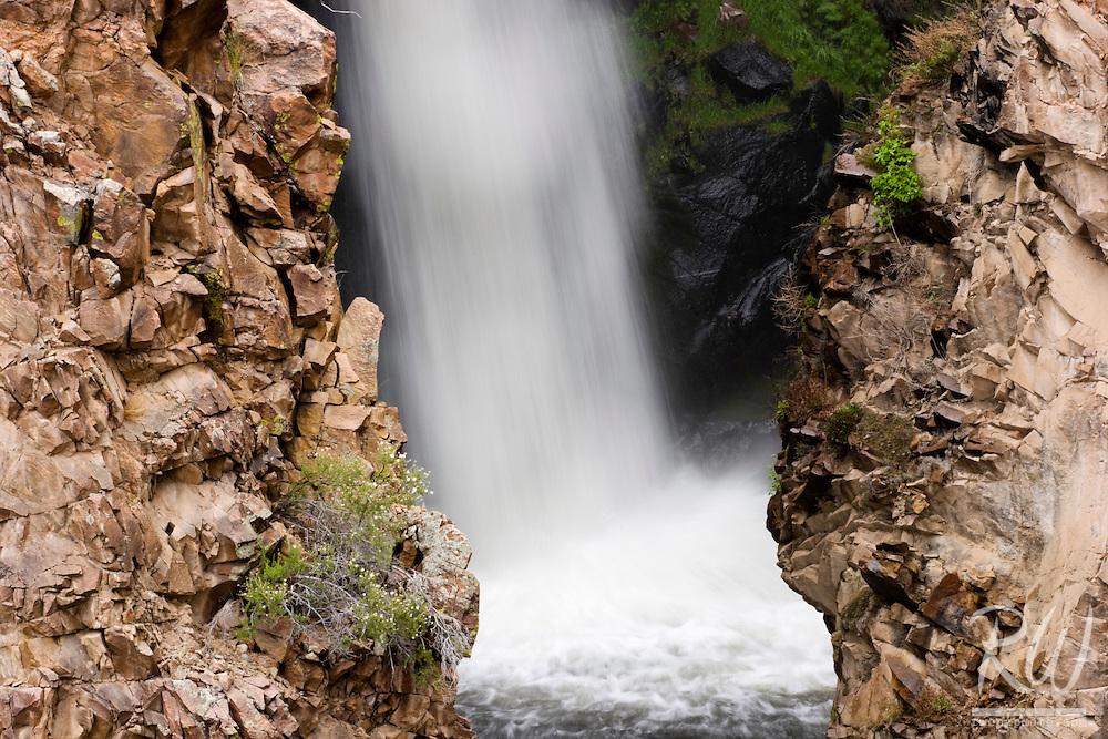 Nambe Falls, Nambe Pueblo, New Mexico