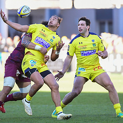 Top 14  Clermont and Bordeaux Begles