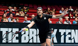 23.10.2016, Stadthalle, Wien, AUT, ATP Tour, Erste Bank Open, Tie Break Tens, Gruppe A, im Bild Tommy Haas (GER) // Tommy Haas of Germany during a Tie Break Tens, group A, match of Erste Bank Open of ATP Tour at the Stadthalle in Vienna, Austria on 2016/10/23. EXPA Pictures © 2016, PhotoCredit: EXPA/ Sebastian Pucher