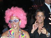 **EXCLUSIVE**.Rob Lowe.Silly 70's Party with performances by Aerosmith, Earth Wind, Fire & Village People & Stevie Wonder.Opening of Cain at The Cove Hotel.Grand Ballroom.Atlantis Hotel.Paradise Island, Bahamas.Saturday, May 12, 2007 .Photo By Celebrityvibe.To license this image please call (212) 410 5354; or.Email: celebrityvibe@gmail.com ;.