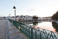 Portugal . tavira , algarve, portugal