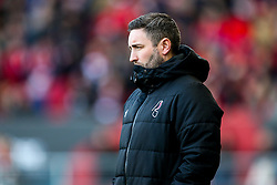 Bristol City Head Coach Lee Johnson - Rogan/JMP - 18/01/2020 - Ashton Gate Stadium - Bristol, England - Bristol City v Barnsley - Sky Bet Championship.