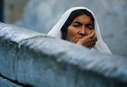 An Arabic woman.