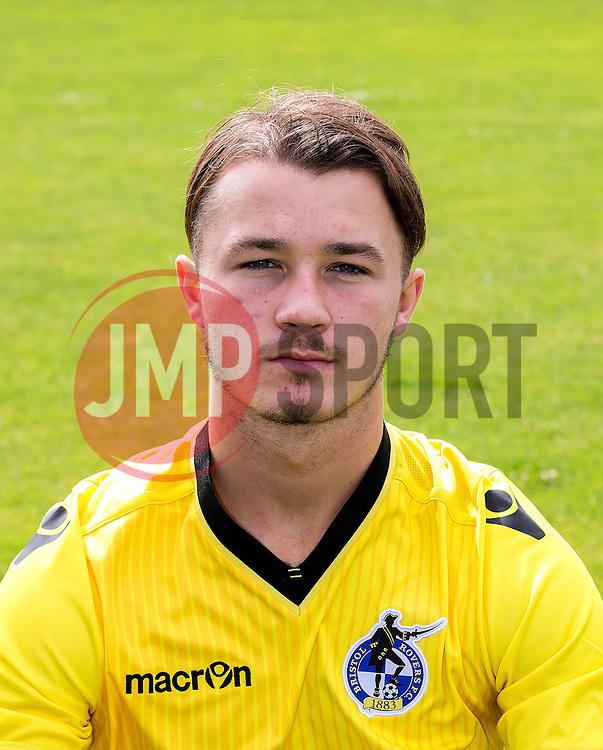 Jay Malpas of Bristol Rovers - Mandatory by-line: Robbie Stephenson/JMP - 04/08/2016 - FOOTBALL - The Lawns Training Ground - Bristol, England - Bristol Rovers Head Shots