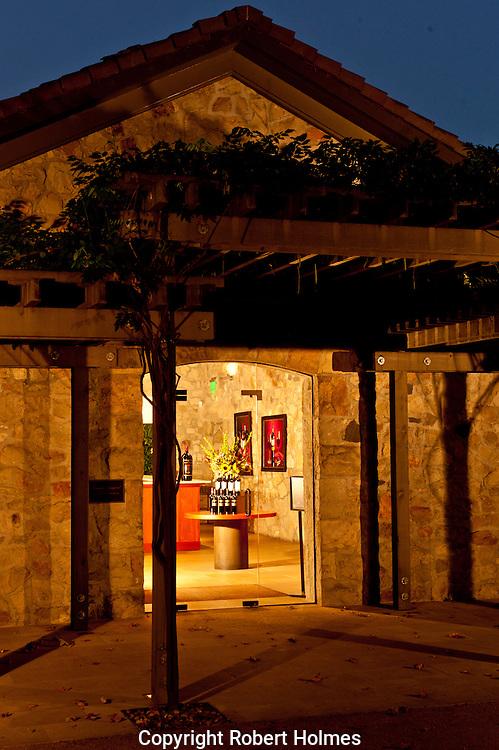 Beaulieu Vineyards Reserve Tasting Room, Rutherford, Napa Valley
