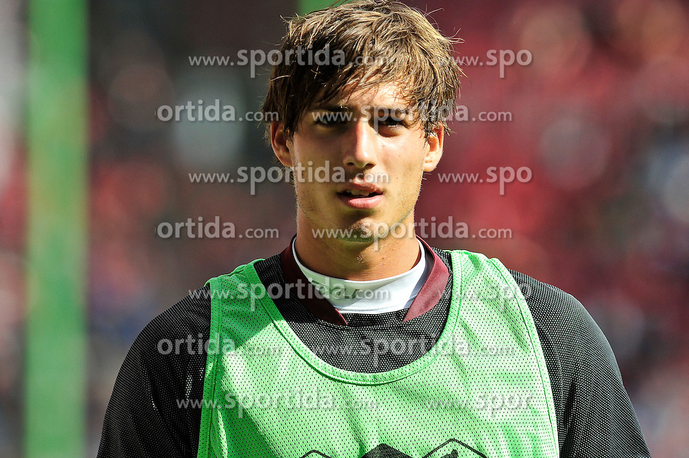 24.07.2010, Fritz-Walter Stadion, Kaiserslautern, GER, 1. FBL, Friendly Match, 1.FC Kaiserslautern vs FC Liverpool, im Bild Kevin TRAPP  (Kaiserslauern #29 GER), Freisteller, Portrait, Querformat, EXPA Pictures © 2010, PhotoCredit: EXPA/ nph/  Roth+++++ ATTENTION - OUT OF GER +++++ / SPORTIDA PHOTO AGENCY