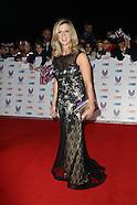 London - Pride Of Britain Awards - 31 Oct 2016