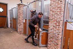 WERNKE Jan, Nashville HR<br /> Holdorf - Homestory Jan Wernke 2020<br /> www.sportfotos-lafrentz.de/Stefan Lafrentz<br /> 19. Februar 2020