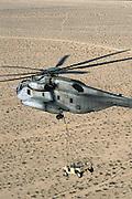 CH-53E heavy lift