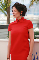 Actress Nailia Harzoune at the photo call for the film Geronimo, at the 67th Cannes Film Festival, Tuesday 20th May 2014, Cannes, France.