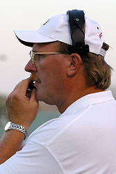 Illinois State University Redbird Football Coach Denver Johnson