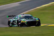 August 17-19 2018: IMSA Weathertech Michelin GT Challenge at VIR. 44 Magnus Racing, Magnus Racing, John Potter, Andy Lally